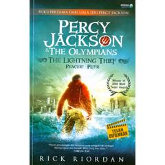 Percy Jackson, Novel yang Patut di Ajungi Jempol